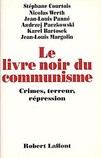book by Stéphane Courtois