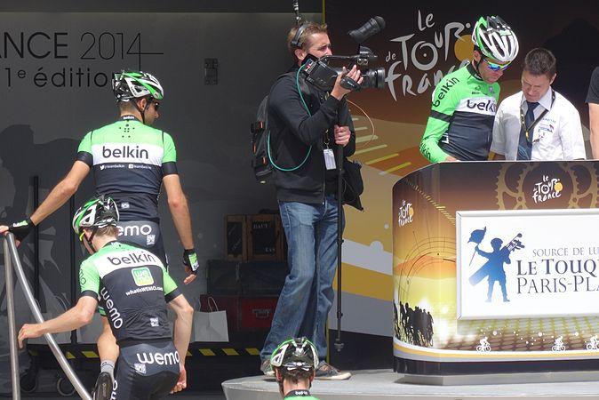Le Touquet-Paris-Plage - Tour de France, étape 4, 8 juillet 2014, départ (B037).JPG