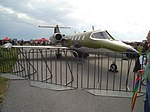 Learjet 35AS, Radom Air Show 2007.jpg