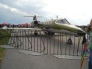 Learjet 35AS, Radom Air Show 2007