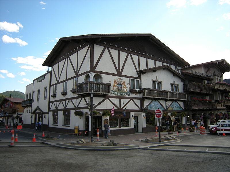 Hotel Edelweiss In Nauders Osterreich