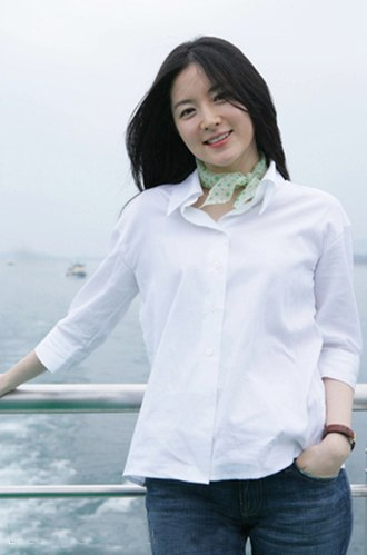 Korean drama - Actress Lee Young-ae played the titular Dae Jang Geum in the series of the same name.