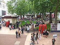 Leicester Square, 2008