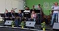 Leipzig 100 Deutscher Katholikentag Big Band Gymnasium St Mauritz Muenster 02.JPG