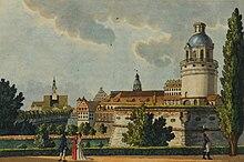 Leipzig 1804 Die Sternwarte.jpg
