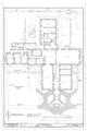 Leland Stanford House, 800 N Street, Sacramento, Sacramento County, CA HABS CAL,34-SAC,9- (sheet 3 of 9).png