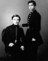 Les frères Alexis et Eugène Rostand, au Lycée de Marseille.png