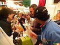 Les milieux diplomatiques de Tunis organisent leur bazar caritatif (5243780607) (2).jpg