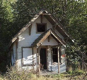 Lester, Washington - Image: Lester Guard House