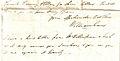 Letter by William Evans circa 1820.jpg
