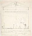 Letter with Sketch of Artist Painting Stage Scenery MET DP804874.jpg
