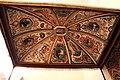 Letto a baldacchino del XVII secolo con grottesche dell'ambito del poccetti 02.JPG
