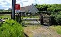 Level crossing, Castlerock - geograph.org.uk - 1911968.jpg