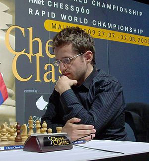 Levon Aronian - Aronian at Mainz 2009