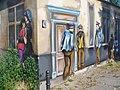 Lichtenberg - Luftlmalerei Zille Art (Zille Style Mural) - geo.hlipp.de - 40383.jpg