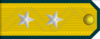 Lieutenant General rank insignia (North Korean police).png