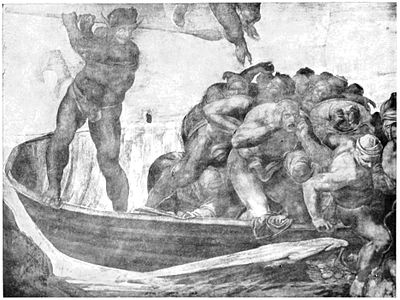 Life of Michael Angelo, 1912 - Charon's Boat.jpg
