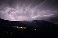 Lightning in the Swiss mountains (7765488104).jpg