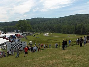 Lime Rock Park - Image: Lime Rock Park Connecticut 3