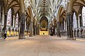 Lincoln Cathedral nave. (32133000962).jpg
