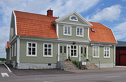 Lindbergska handelshuset i Bergkvara