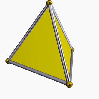 Prismatic uniform polyhedron - Image: Linear antiprism