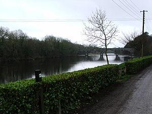Listowel - Bridge over the River Feale at Listowel