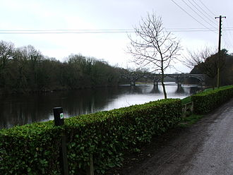Listowel - Bridge over the River Feale at Listowel