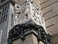 Liszt Ferenc Music Academy. Musical kids. Listed monument ID 755 - Budapest District VI., Liszt Ferenc Square 8.JPG