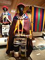 Little world, Aichi prefecture - African plaza - Clothing of unmarried adult woman - Ndebele people in South Africa - Collected in 2001.jpg