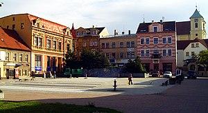 Litvínov - Litvínov in late-August 2006
