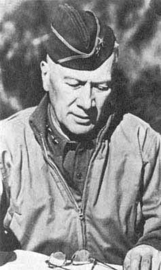 Operation Torch - Maj. Gen. Lloyd R. Fredendall