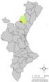 Localització de Montant respecte del País Valencià.png