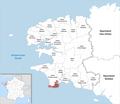 Locator map of Kanton Pont-l'Abbé 2019.png