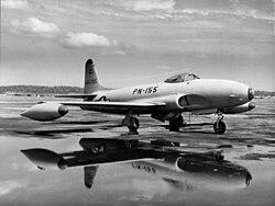 Lockheed P-80 PN-155