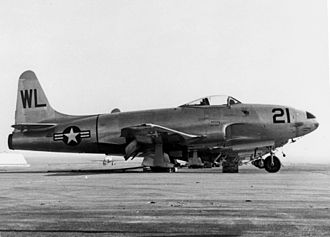 VMA-311 - TO-1 Shooting Star from VMF-311 in 1948