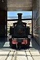 Locomotiva CP E163 no Museu Nacional Ferroviário (18735831540).jpg