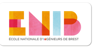 École nationale d'ingénieurs de Brest - Image: Logo ENIB 2012
