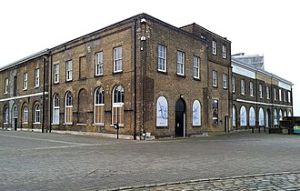 Greenwich Heritage Centre - Image: London, Woolwich, Royal Arsenal 04