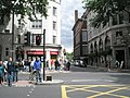 Looking across Kingsway into Remnannt Street - geograph.org.uk - 885550.jpg