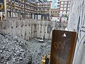 Looking down into the excavation at the National Hotel, 2013 10 22 (13) (10437003675).jpg