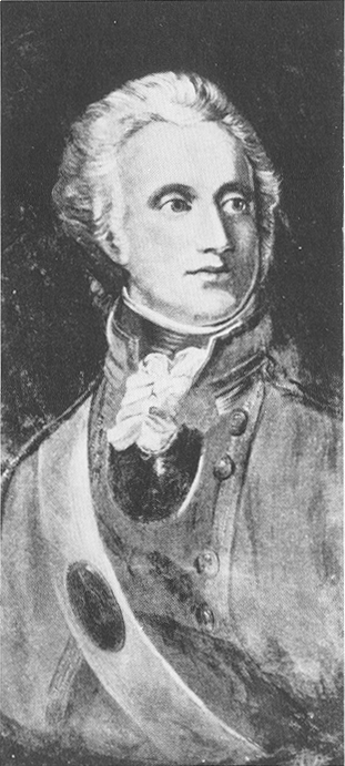 Lord Charles Somerset