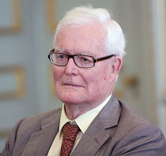Minister of State for Europe - Image: Lord Hurd (cropped)