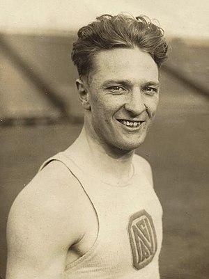 Loren Murchison - Murchison in 1923
