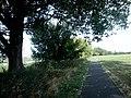 Lorenzkirch Radweg nach Bobersen.JPG