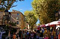 Lorgues - Place du Revelin - View West.jpg