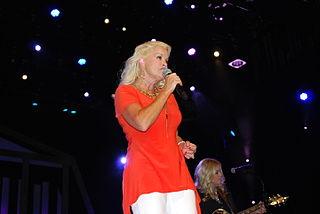 Lorrie Morgan American musician (born 1959)