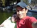 Los Aposentos, Guatemala - Con mi linda esposita.jpg