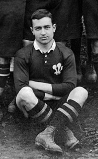 Lou Phillips Rugby player