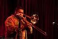 Louis Armstrong Centennial Band at Birdland, New York City (3668883417).jpg